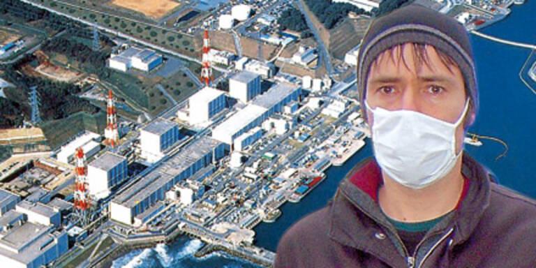 """ÖSTERREICH-Reporter: """"Ich war in Fukushima"""""""