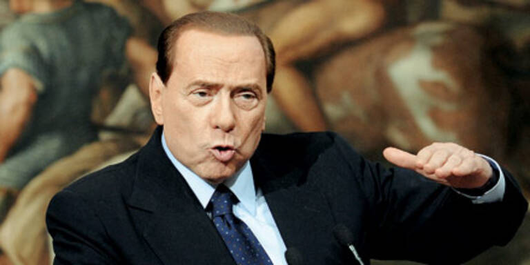Berlusconi zahlte Ruby 13 Mal für Sex
