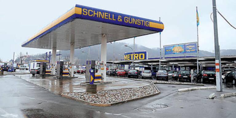 Benzindieb tankte 333 Liter