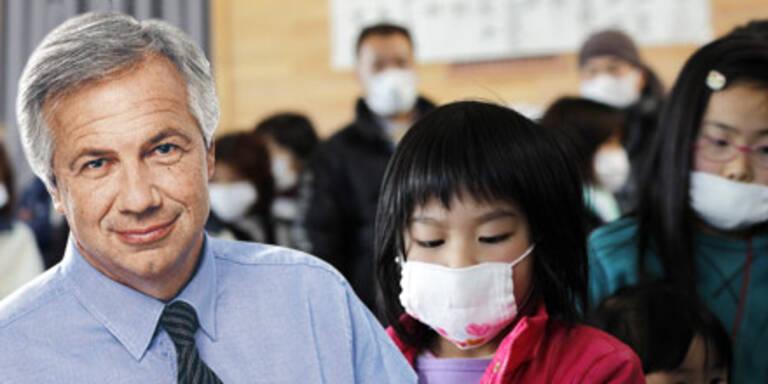 Helft den Kindern von Japan