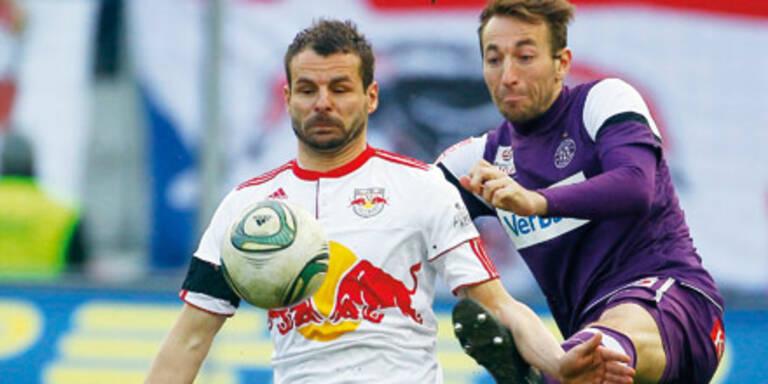 1:1 - Salzburg vergeigt den Sieg