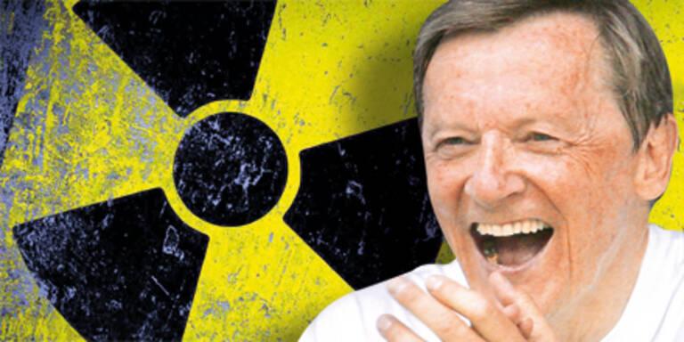 200.000 Euro für Atom-Schüssel