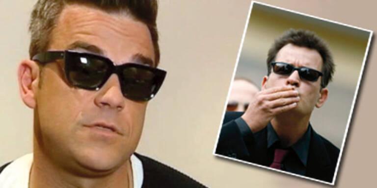 Robbie: So verulkt er Charlie Sheen