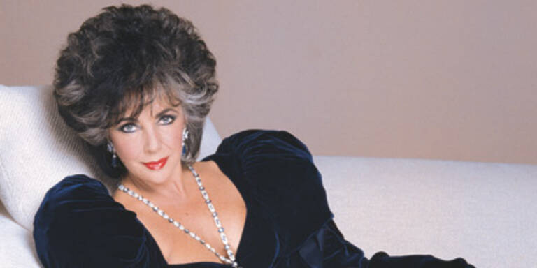 Liz Taylor: Hollywoods letzte Ikone