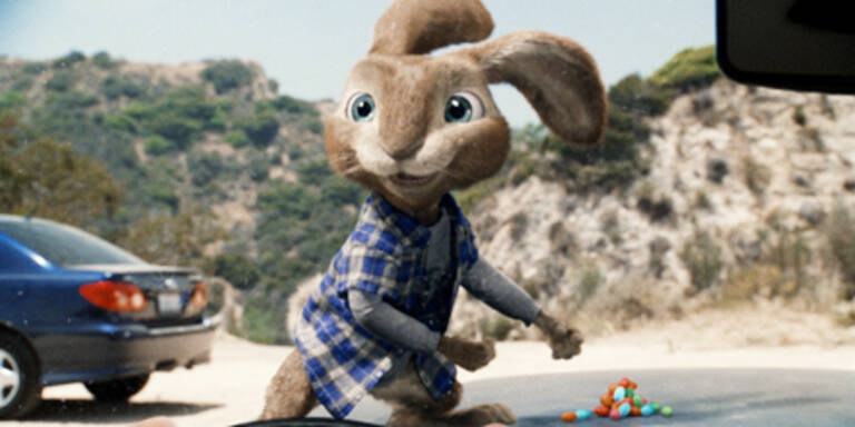 Ein Hase erobert Hollywood