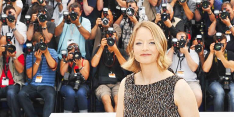 Cannes: Jodie Foster als Gepäcksträgerin