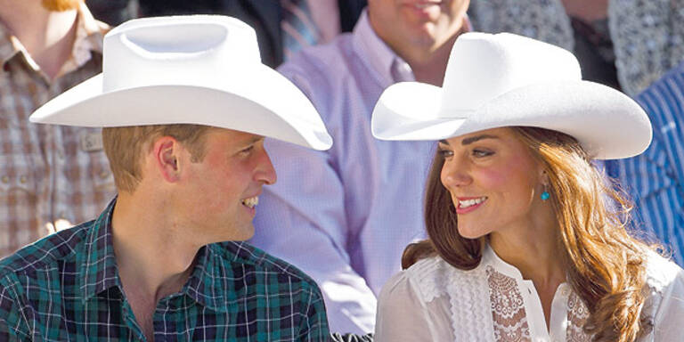 Kate & William: Bye-Bye Amerika!
