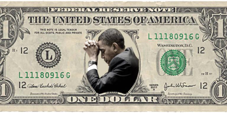USA bald Pleite: Obama feilt an Plan B