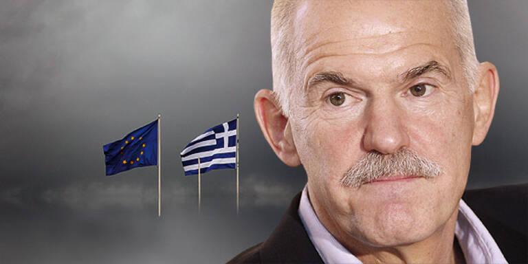 Griechen stimmen über Sparpaket ab