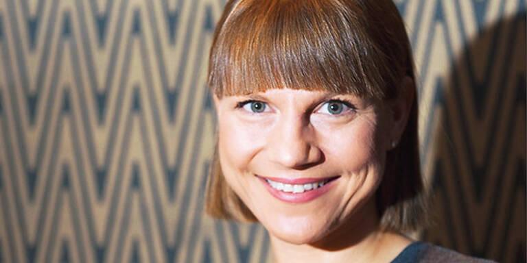 """Kristina Sprenger: """"Die Ehe erfüllt mich"""""""