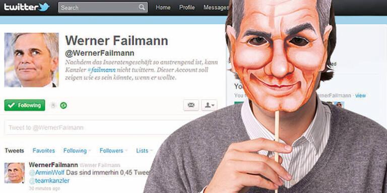 Werner Failmann: Kult um falschen Kanzler
