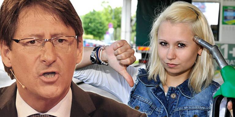 BZÖ-Chef Bucher will Tank-Boykott