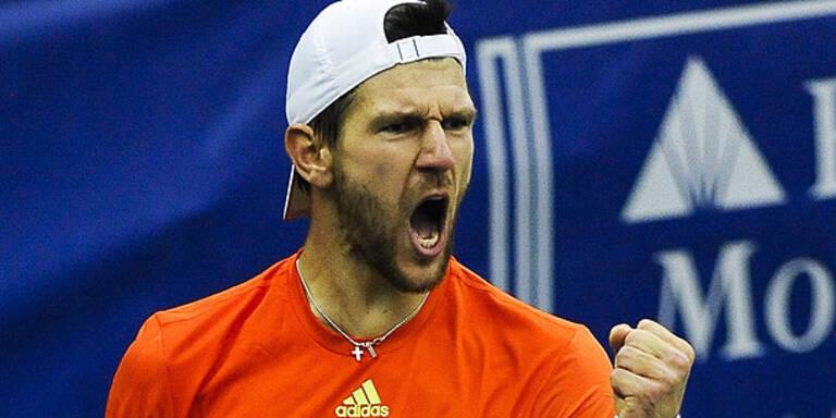 Jürgen Melzer holt sich 4. ATP-Titel