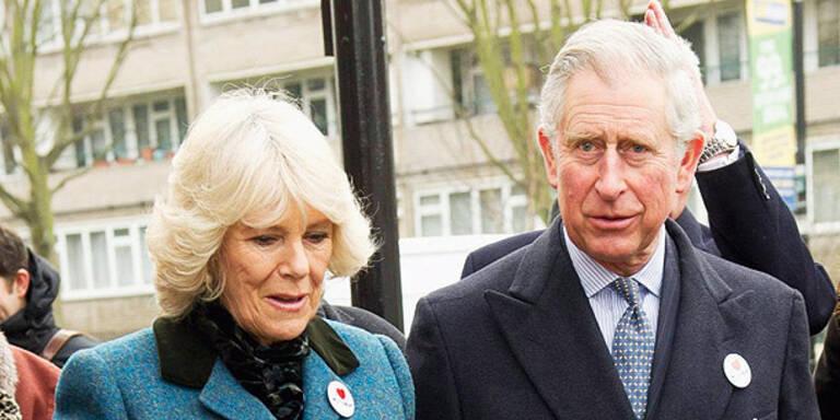 Prinz Charles in der Ehe-Krise?