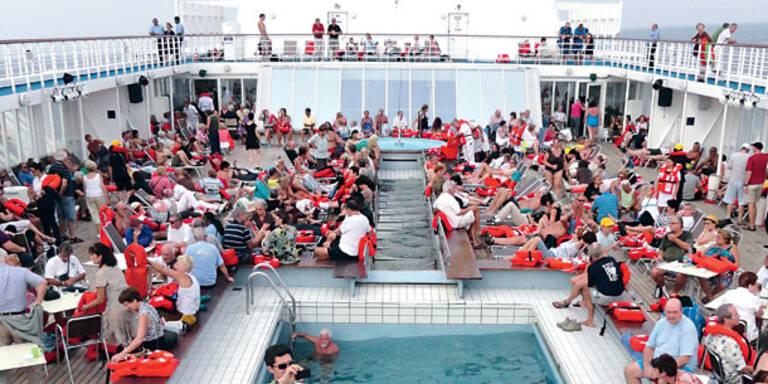 Passagier: Am Schiff herrschte die Panik