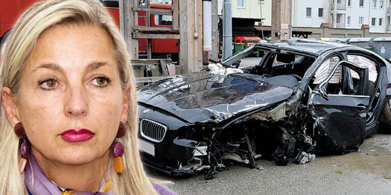 Martina Fasslabend über ihren Horror-Crash