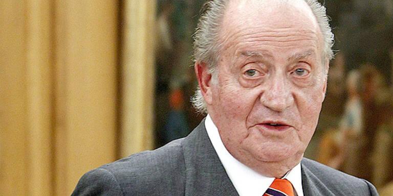 Wieder Affäre um Juan Carlos