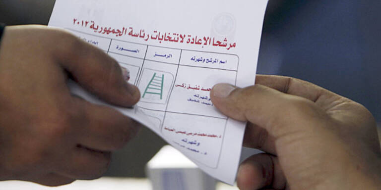 Ägypten: Militärrat löst Parlament auf