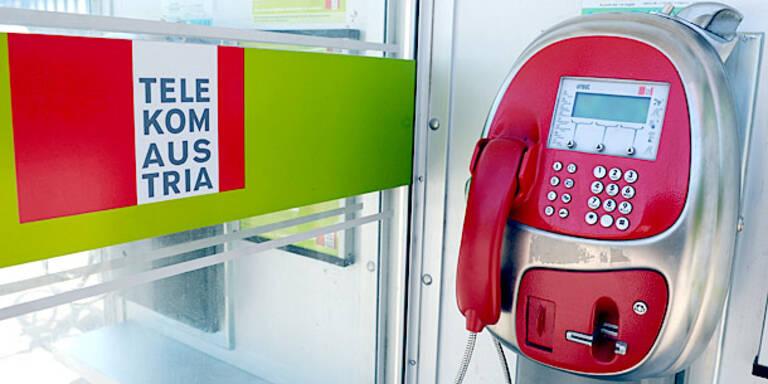 Telekom Austria drehte Ergebnis ins Plus
