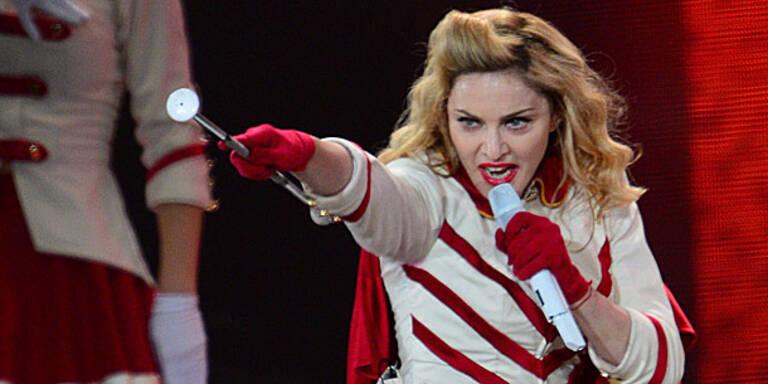 Madonnas Tour der Skandale