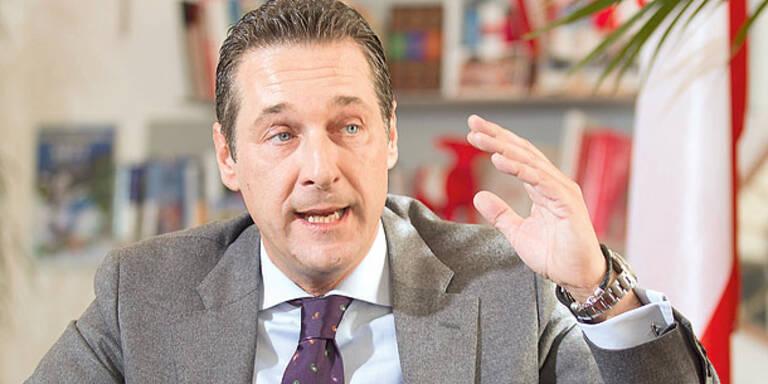 Strache weiter für Umbau der FPÖ