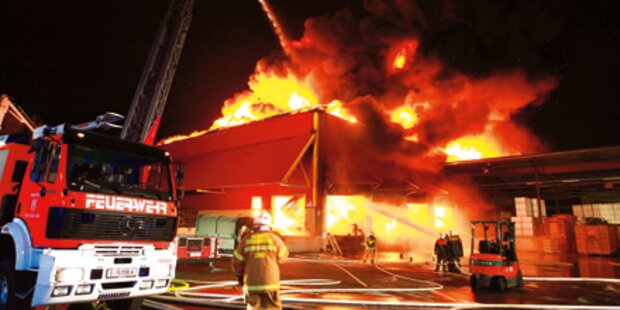 Linz-Textil: 5 Jahre Haft für Feuerteufel