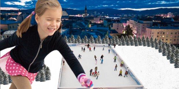 Linz im Eisrausch