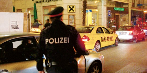 Betrunkene Mutter griff Polizisten an