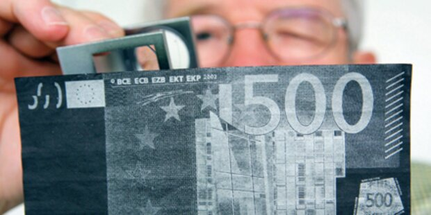 Vier Geldschein-Magier in Graz vor Gericht