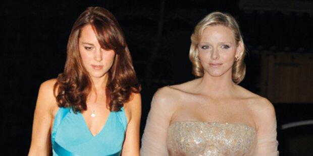 Charlene & Kate im Stil-Duell