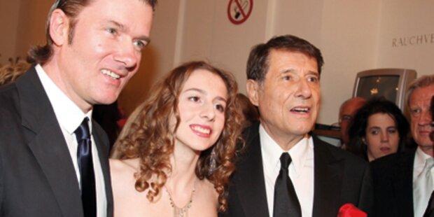 Udos Tochter debütiert am Opernball