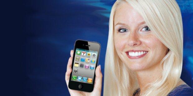 Run auf das neue Gratis-iPhone