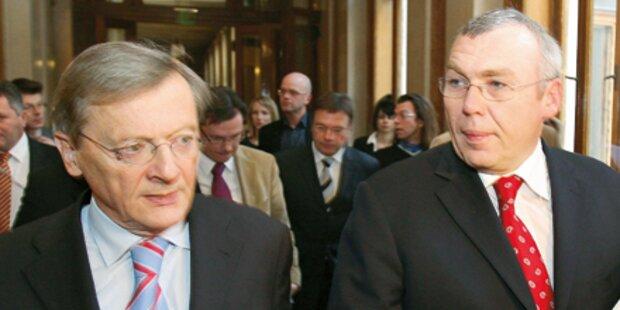 Ex-Kanzler schimpfte über Regierung