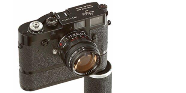 402.000 Euro für alten Fotoapparat