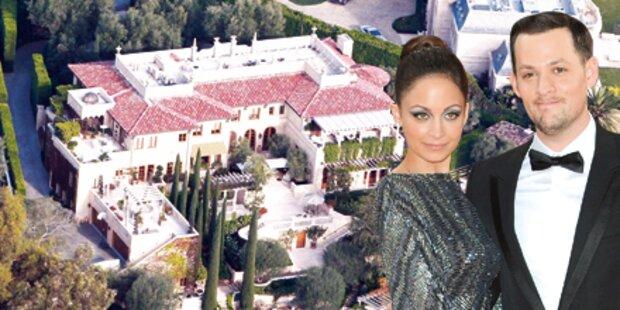 Nicole Ritchie: Hochzeit in Papas Villa