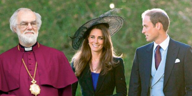 Ehekurs für Kate & William