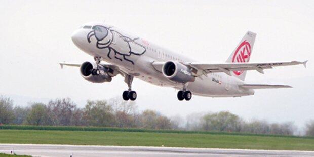 Wien fordert neue Flug-Routen