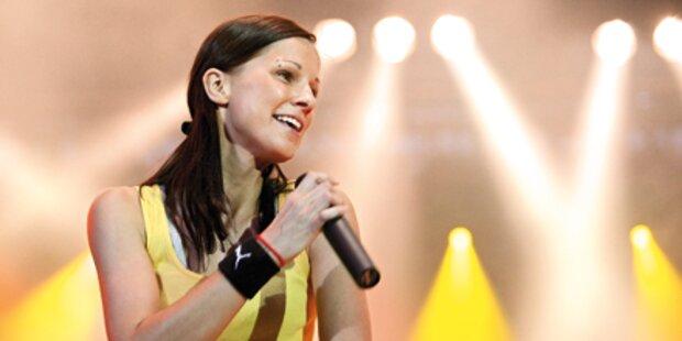 Christina Stürmer auf Mini-Tour