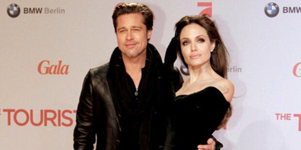Jolie: Eine frostige Premiere