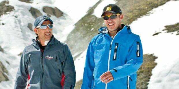 Maier startet Südpol-Show