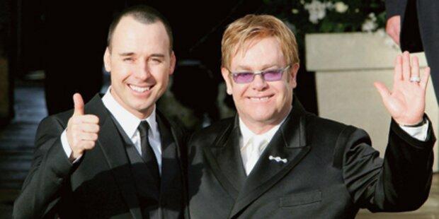 Elton John: Baby ist da