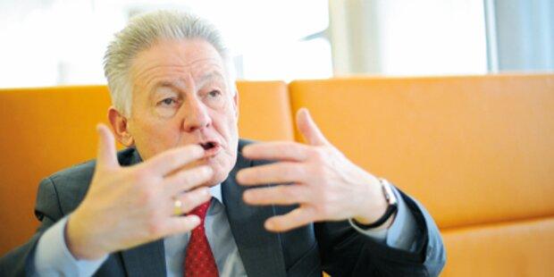 OÖ: Allseits Freude bei den Parteichefs