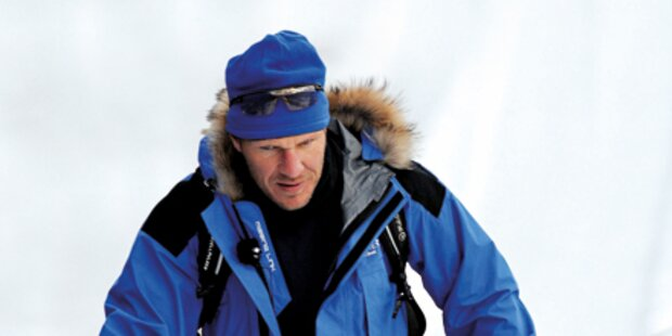Schneesturm: Herman Maiers Finale