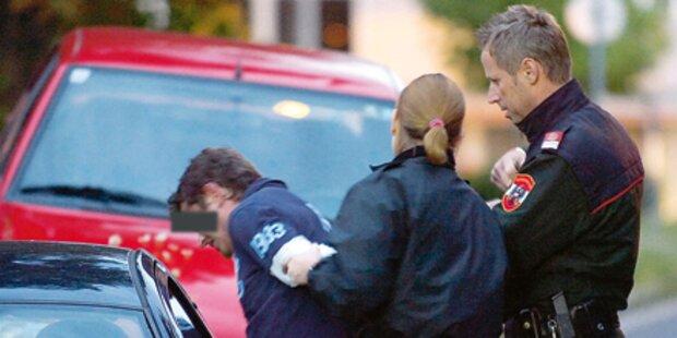 Randalierer (17) attackierte Polizisten