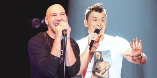 Alkbottle im Schimpf-Duell mit 'Held' Lukas