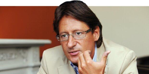 Bucher will Euro-Raum teilen