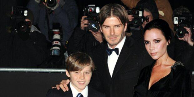 Ein Versöhnungs-Baby für die Beckhams