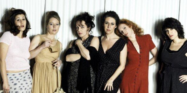 Überall: Turrinis starke Frauen