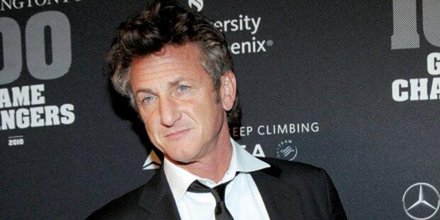 Haiti-Projekt: Sean Penns Wien-Pläne