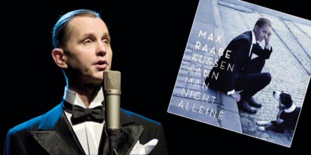 Max Raabe küsst nie alleine